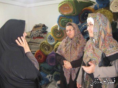 دولت جهت حمایت از مشاغل خانگی اعلام آمادگی نموده است