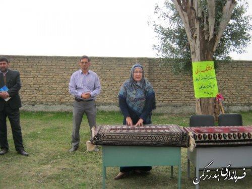 کمک 2 میلیارد ریالی خیرین مدرسه ساز در شهرستان ترکمن