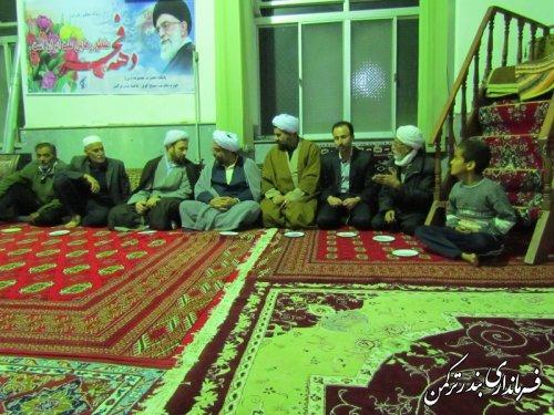 برگزاری جشن انقلاب اسلامی در روستای ایوان آباد