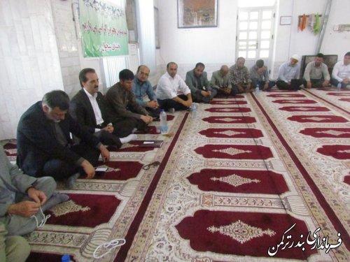 جلسه هم اندیشی علما و روحانیون اهل سنت و تشیع در بخش سیجوال برگزار شد