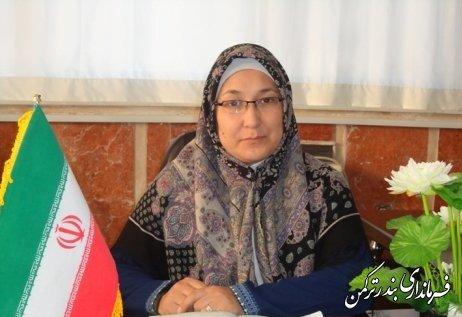 نازقلچی موفقيت در مذاکرات هسته ای را به مردم شهرستان ترکمن تبريک گفت