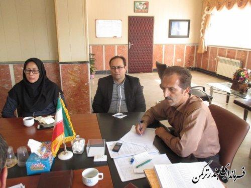 اجرای طرح پلاک گذاری ماشین آلات کشاورزی در شهرستان ترکمن