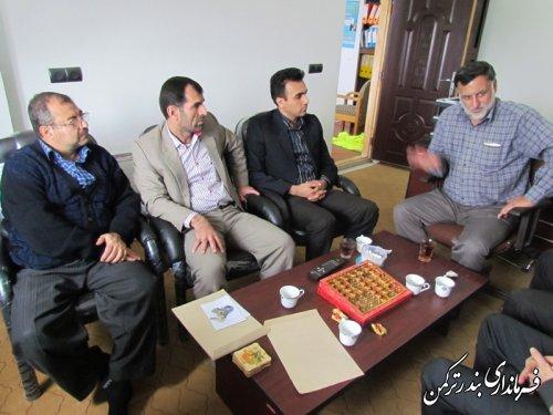 : اعضای هیئت نظارت بر انتخابات مجلس و خبرگان در بخش سیجوال معرفی  شدند