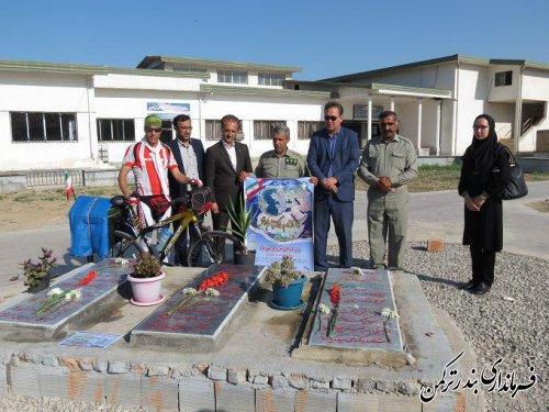 برگزاری برنامه های گرامیداشت روز ملی خزر در شهرستان ترکمن
