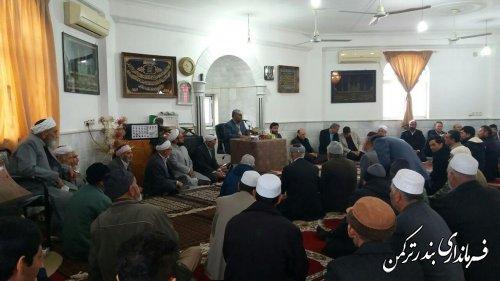 افتتاح سی و دومین مرکز نیکوکاری استان گلستان در روستای پنج پیکر شهرستان ترکمن