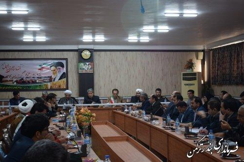 شهرستان ترکمن با رفع موانع می تواند یک جهش اقتصادی در سال های آینده داشته باشد