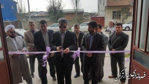 افتتاح متمرکز طرح های اشتغالزایی مددجویی کمیته امداد (ره) شهرستان ترکمن