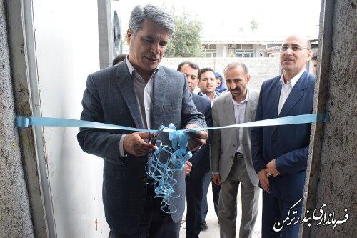افتتاح کارگاه تولید قارچ خوراکی  مهارت آموخته مرکز آموزش فنی و حرفه ای شهرستان ترکمن