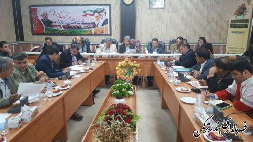 ۱۱ میلیارد و۷۰۰ میلیون تومان سهم اعتبارات شهرستان ترکمن در سال ۹۷ می باشد