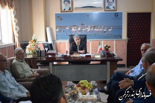 اولین نشست هم اندیشی فعالین فرهنگی و اجتماعی شهرستان ترکمن برگزار شد