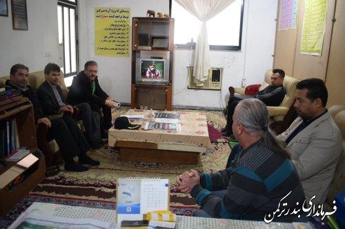 جلسه کمیته تخصصی اشتغال و توانمندسازی ذیل شورای هماهنگی مبارزه با مواد مخدر شهرستان ترکمن برگزار شد