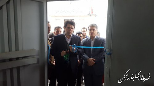 افتتاح متمرکز پروژه های مسکن مددجویی بهزیستی استان در شهرستان ترکمن