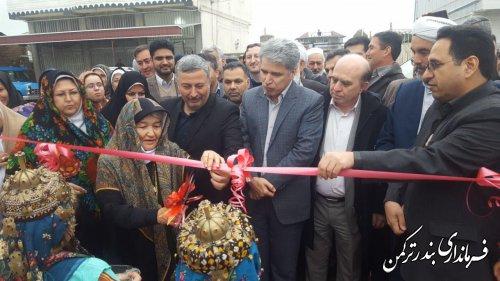 افتتاح خانه بهداشت روستای پنج پیکر