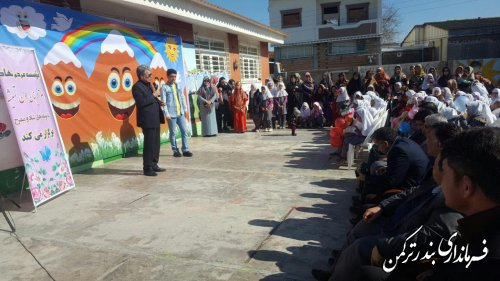 حضور فرماندار در جشن انقلاب روستای سیجوال