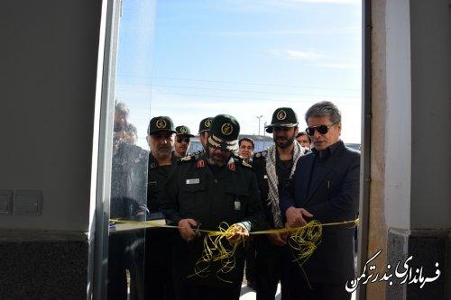 افتتاح متمرکز ۷ پروژه عمرانی و محرومیت زدایی استان گلستان در شهرستان ترکمن