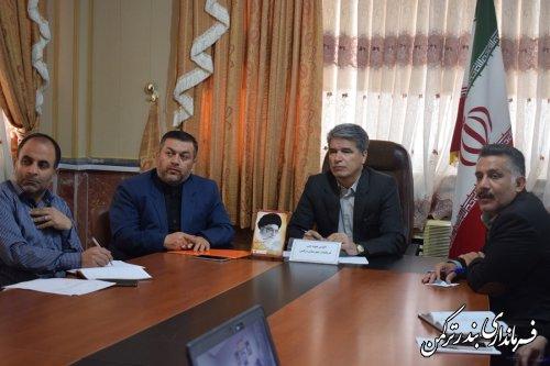 دومین نشست انتخاباتی استان از طریق ویدئو کنفرانس برگزار شد