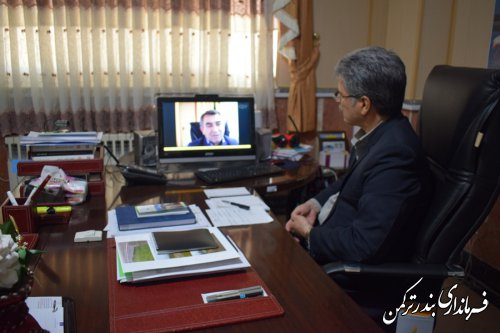 سومین نشست از طریق ویدئو کنفرانس با موضوع مراسم بزرگداشت ارتحال ملکوتی حضرت امام (ره) و قیام پانزده خرداد برگزار شد