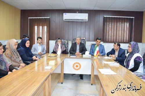 کارگاه آموزشی سبک های فرزند پروری شهرستان ترکمن برگزار شد