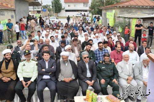 افتتاح دو واحد مسکونی احداثی مددجویان بهزیستی و کمیته امداد امام خمینی (ره)