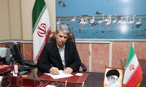 پیام تبریک فرماندار شهرستان ترکمن به مناسبت روز آتش نشانی و ایمنی