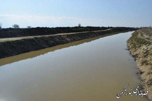 لایروبی ۲۲ کیلومتر از رودخانه قره سو