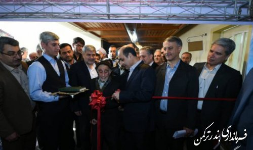 ستاد انتخابات استان افتتاح شد