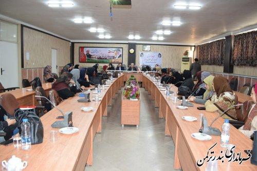 کارگاه آموزشی سبک زندگی اسلامی، ایرانی در شهرستان ترکمن برگزار شد