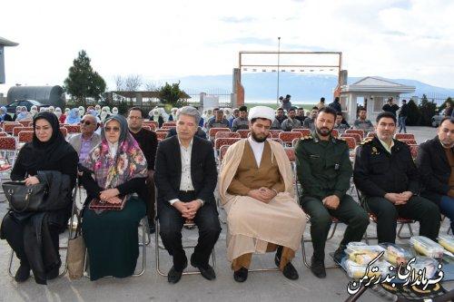 همایش بصیرتی صنعتگران شهرستان ترکمن برگزار شد