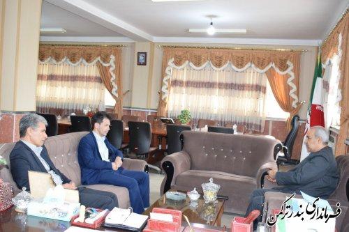 آمادگی مدیر کل انتقال خون استان گلستان جهت راه اندازی پایگاه انتقال خون در شهر بندر ترکمن