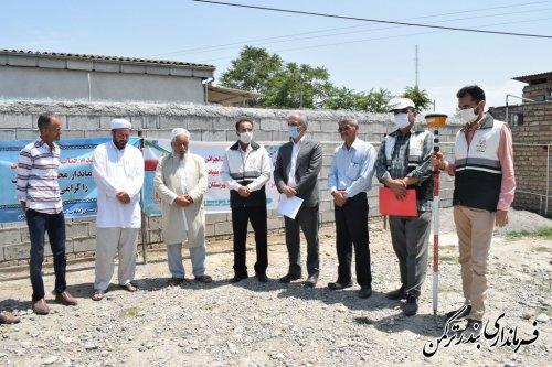 آغاز عملیات اجرایی طرح صدور سند املاک بنیاد علوی در ۲۰ روستا و یک شهر شهرستان ترکمن