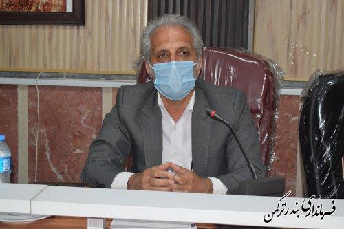 افتتاح و کلنگ زنی ۳۹ پروژه عمرانی و اقتصادی و اشتغالزا در هفته دولت 99 در شهرستان ترکمن