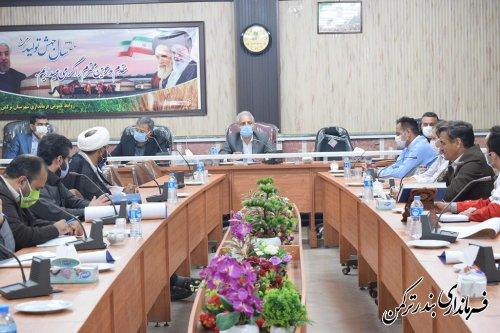 سرپرست فرمانداری شهرستان ترکمن: عید غدیر عیدالاکبر است
