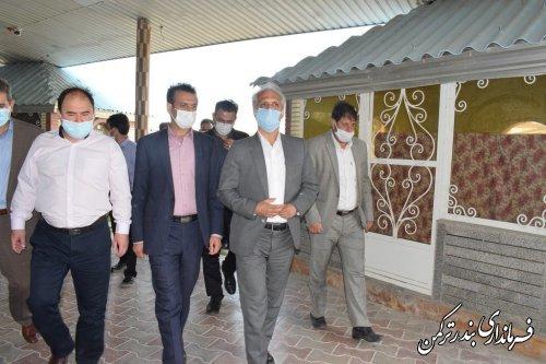 بررسی ظرفیت ها و مسائل و مشکلات حوزه گردشگری شهرستان ترکمن