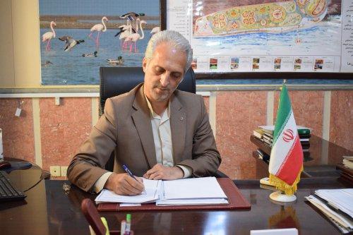قدردانی سرپرست فرمانداری شهرستان ترکمن از حضور مردم در مرحله دوم انتخابات