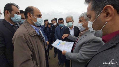 تلاش ما اتمام زهکشی 140 هزار هکتار از اراضی استان تا پایان دولت است