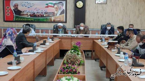 افتتاح و آغاز عملیات اجرایی ۱۱۸ پروژه عمرانی، اقتصادی و اشتغالزا در دهه فجر امسال در شهرستان ترکمن