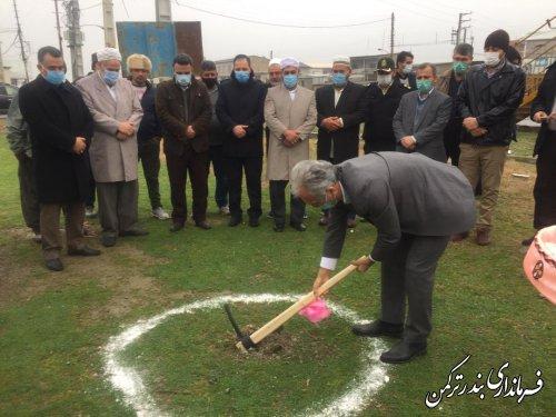 طرح های عمرانی بخش سیجوال شهرستان ترکمن به طور متمرکز افتتاح و کلنگ زنی شد