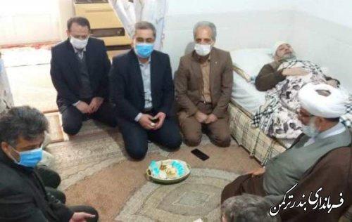انقلاب اسلامی حاصل ایثار و رشادت و فداکاری هاست