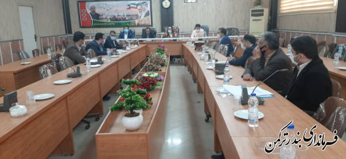 پیگیری تسهیلات مقاوم سازی مسکن روستایی شهرستان ترکمن