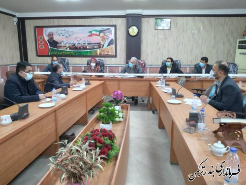 برنامه ریزی برای کاشت ده هزار نهال در سطح شهرستان ترکمن در هفته منابع طبیعی