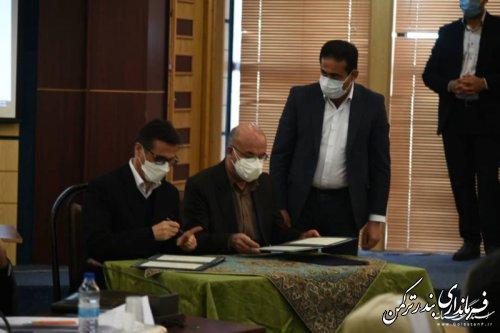 زهکشی ۸۰ هزار هکتاری اقدام بزرگ دولت در گلستان/ تسریع روند توسعه با ایجاد بندر در گلستان