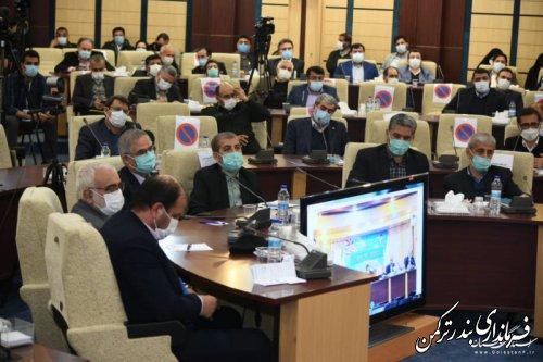 تلاش ما تسریع در رفع تحریم هاست/مهمترین رسالت مدیران استان اقدام در مسیر توسعه است