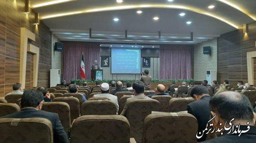 در مجموع ۶۲ داوطلب عضویت شورای اسلامی شهر در شهرستان ترکمن ثبت نام نهایی شدند