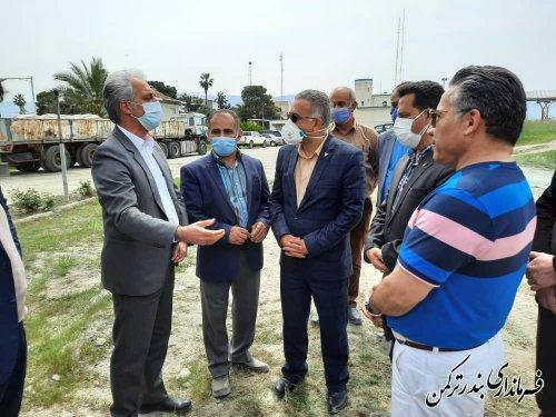 اخذ مجوز حمل بار ریلی از مبدا شهرستان ترکمن به کشورهای C.I.S