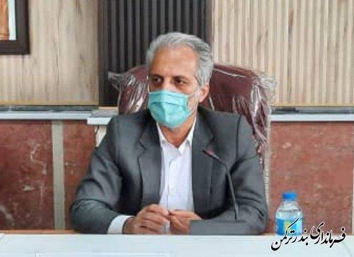 نام نویسی ۶۵ نفر در آخرین روز ثبت نام شوراهای اسلامی روستاهای شهرستان ترکمن