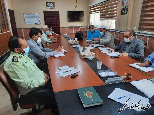 بررسی مشکلات مسکن مهر راه آهن شهرستان ترکمن