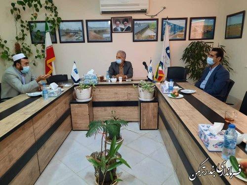 بررسی مسائل و مشکلات کارگرانشرکت سامان آب جنوب شهرستان ترکمن
