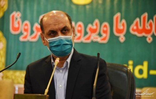 ورود ماشین های غیر بومی به استان و خروج ماشین های بومی از گلستان حتی با مجوز ممنوع است