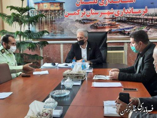 برنامه ریزی پشتیبانی از رالی خانوادگی در شهرستان ترکمن