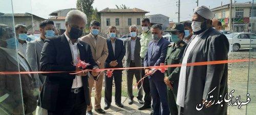 افتتاح دفتر شورای اسلامی شهر سیجوال
